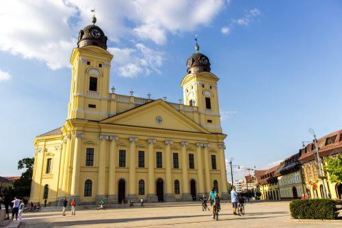Debrecen, Budapest - Photo credit - thecrazytouritst.