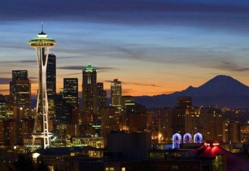 Seattle in August
