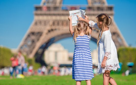 Eiffel Tower for kids