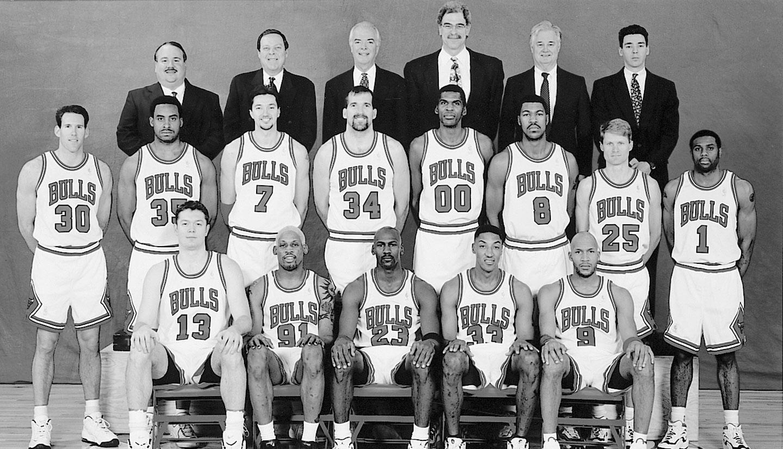 History of Chicago Bulls