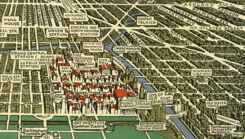 History of Chicago Neighborhoods