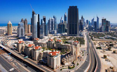 History of Dubai Architecture
