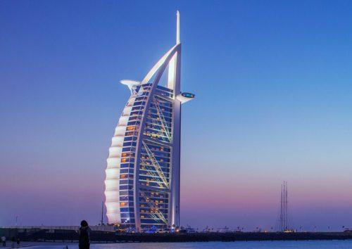 History of Dubai's Burj Al Arab Jumeirah Hotel