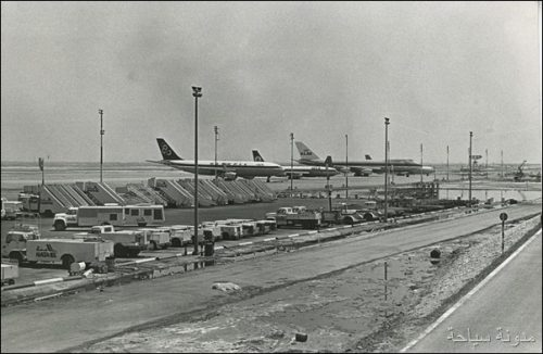 History of Dubai International Airport