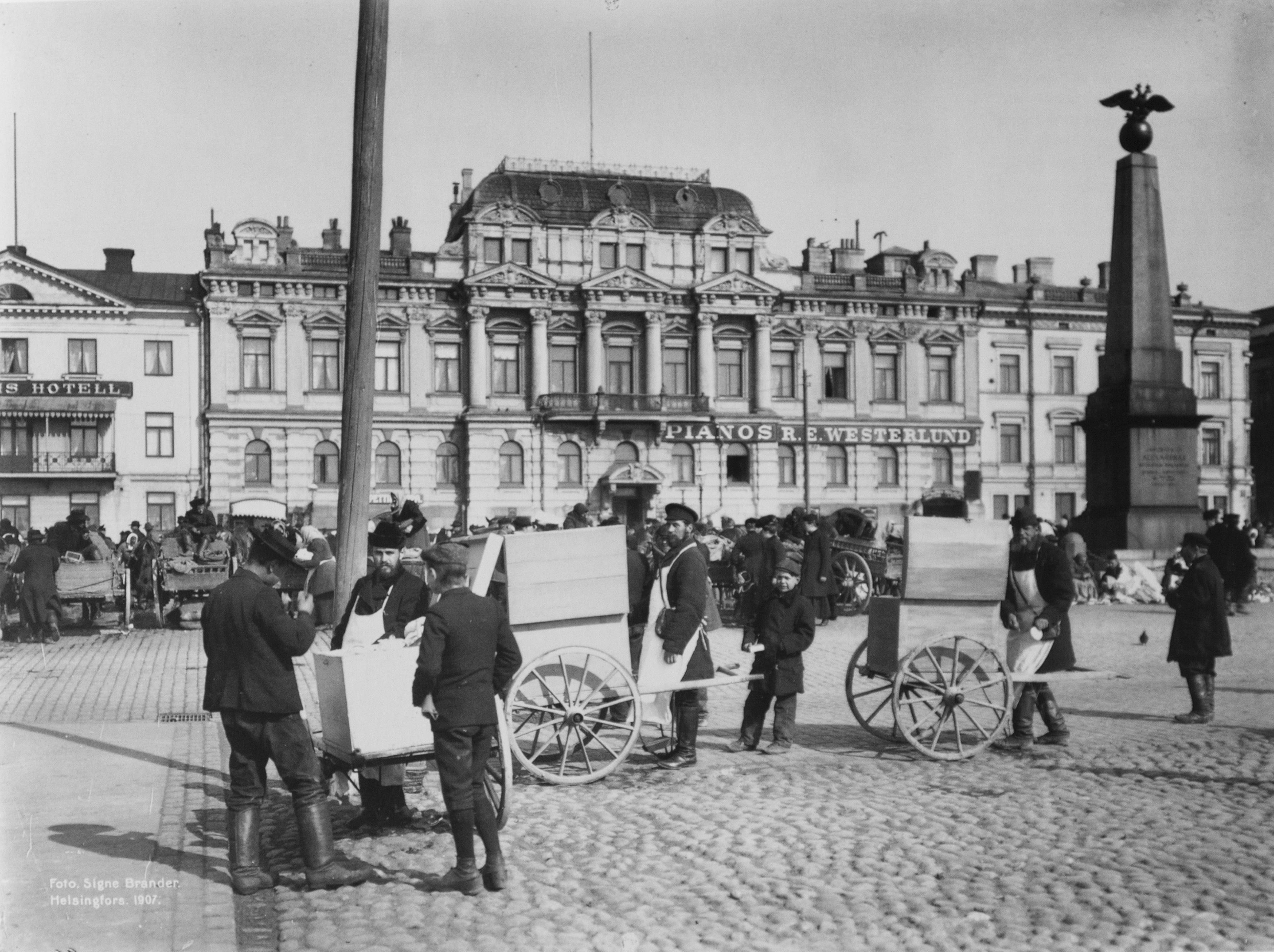 History of Helsinki