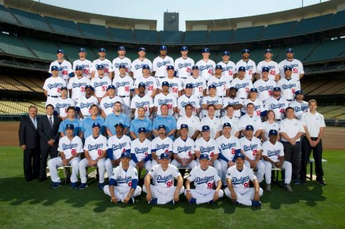History of Los Angeles Dodgers