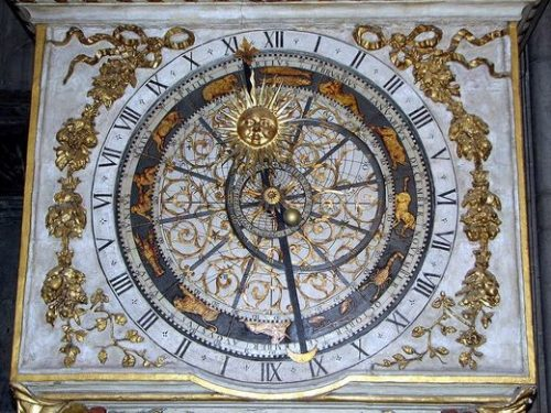 History of Lyon's Astronomical Clock