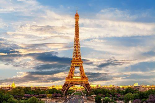 History of Lyon's Eiffel Tower