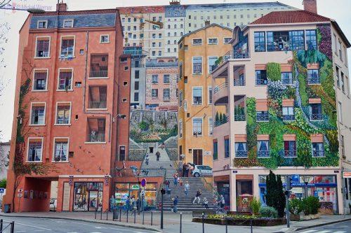 History of Murals in Lyon