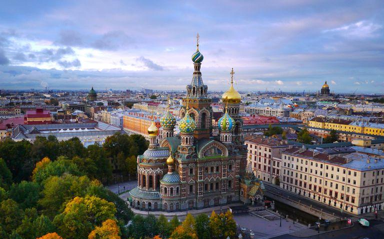 History of St. Petersburg Name Change