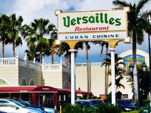 History of Versailles Restaurant in Miami