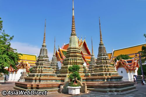 History of Wat Pho in Bangkok
