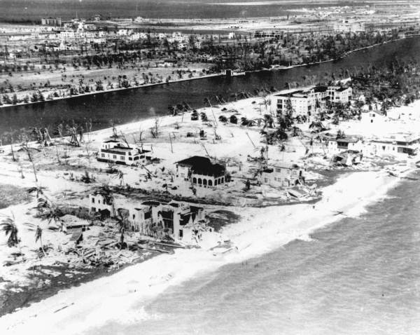 History of the Hurricanes in Miami