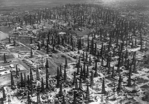 History of the Los Angeles Oil Industry