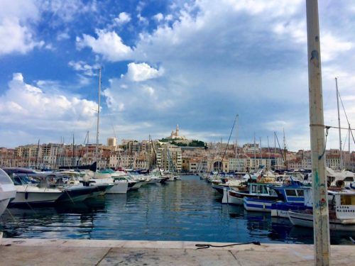 History of the Old Port of Marseille
