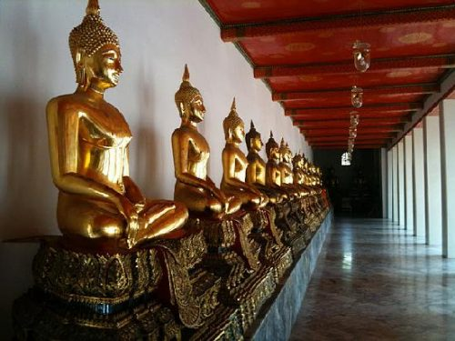 History of the Reclining Buddha in Bangkok
