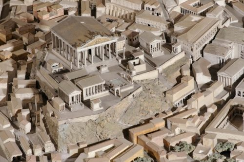 History of the Temple of Jupiter