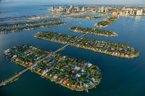 History of the Venetian Islands