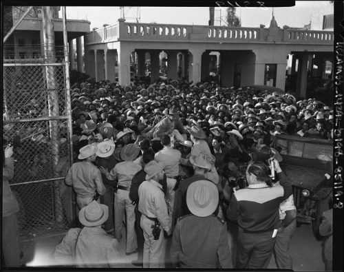 Immigrant History of Los Angeles