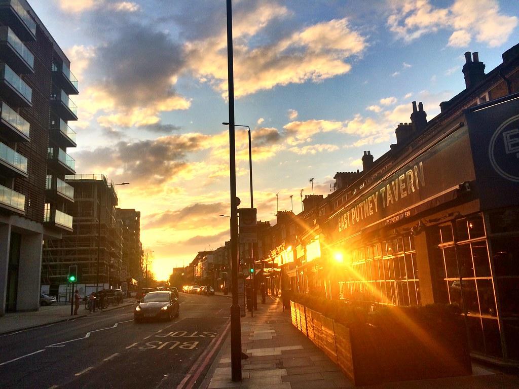 London Sunshine