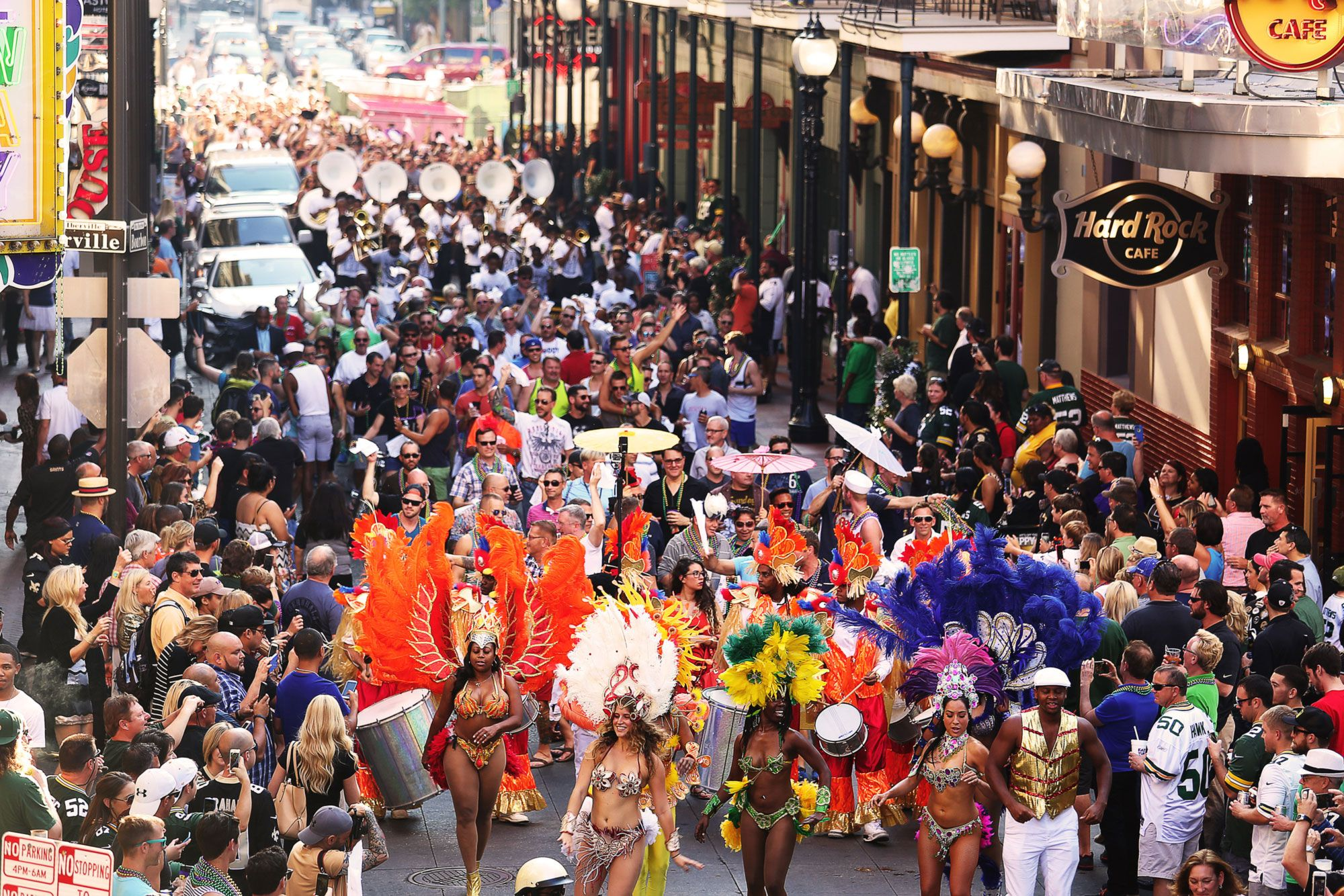 New Orleans in October