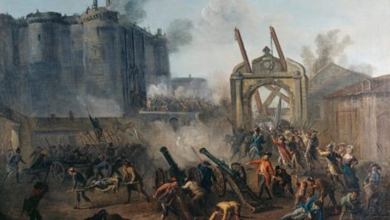 Notre Dame during French Revolution
