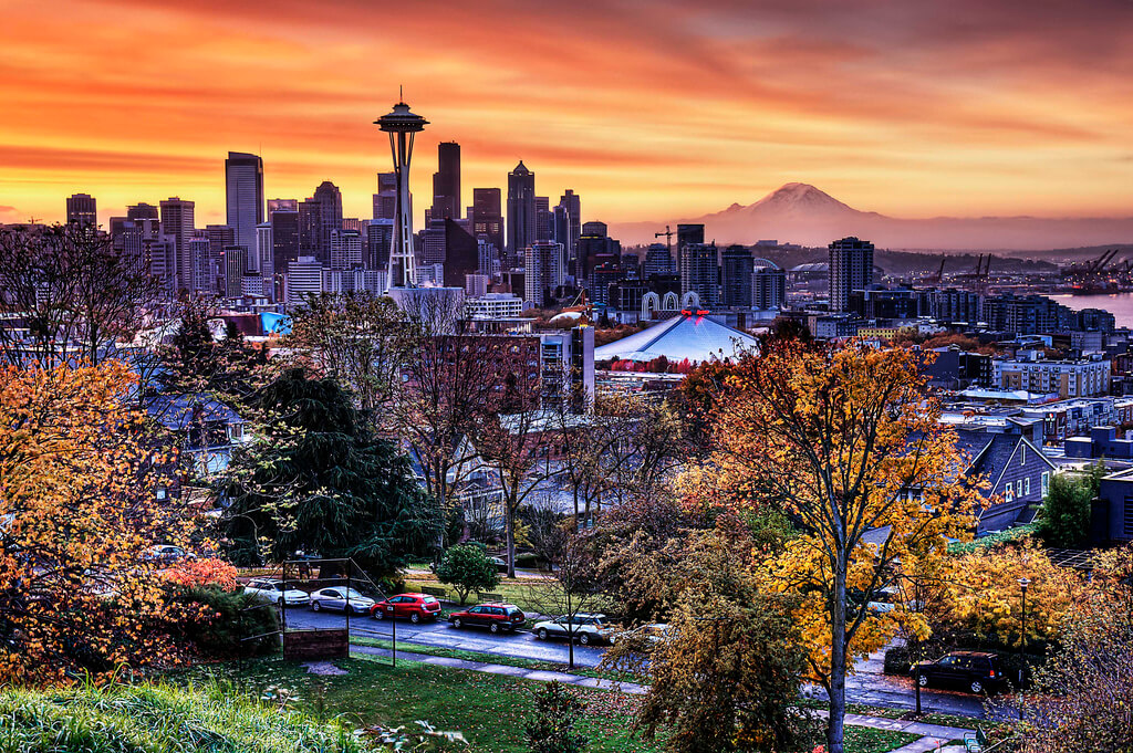 Queen Anne, Seattle Washington