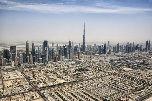 The Economic History of Dubai
