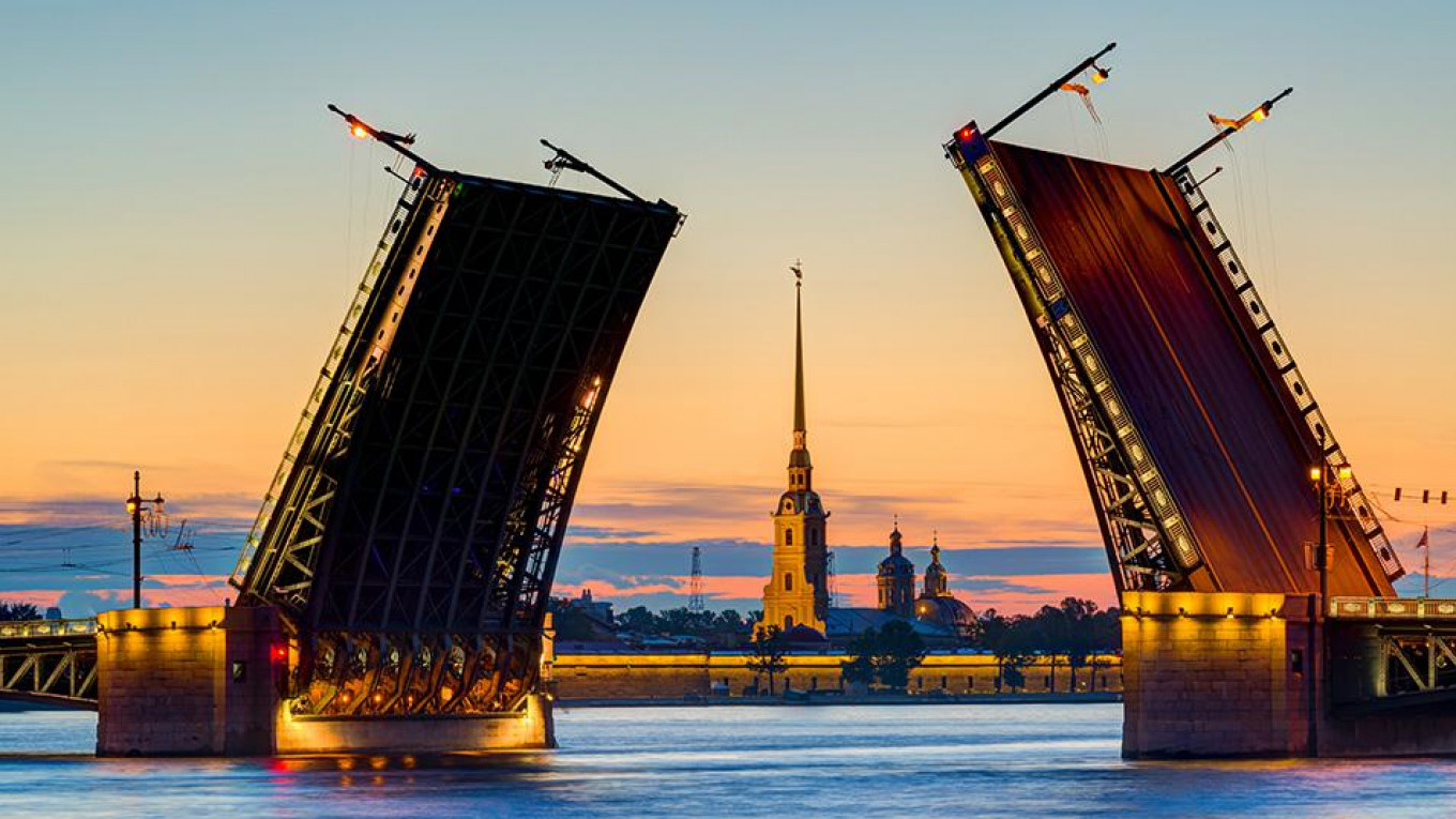 The History of St. Petersburg