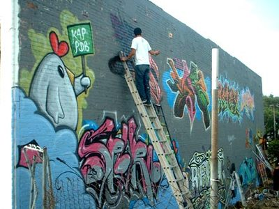 The History of the Los Angeles Graffiti Art