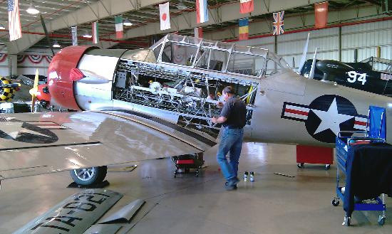 Wings Over Miami Air Museum