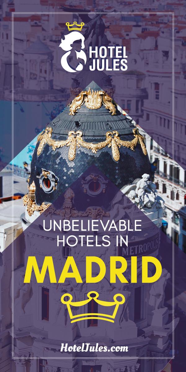 17 BEST HOTELS in Madrid [[date]] 1
