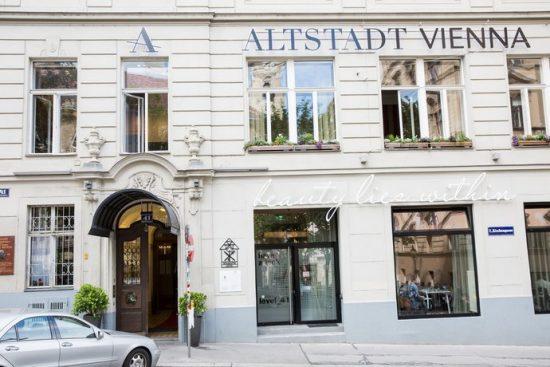 Altstadt Luxury Hotel