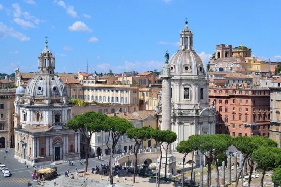 Central Rome