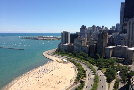 Chicago in July