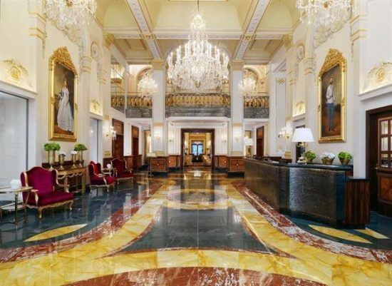 Hotel Imperial - Luxury Collection