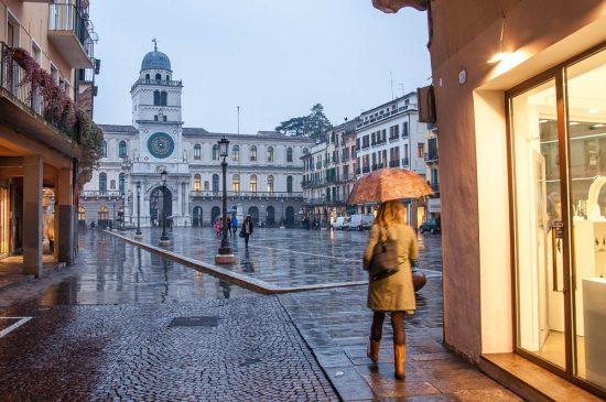 Piazza Deai Signori - Padua