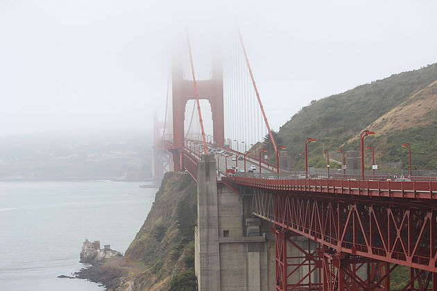 San Francisco Weather in July