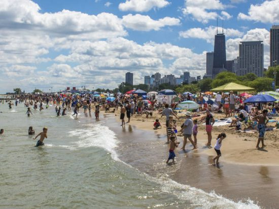 cHICAGO IN AUGUST