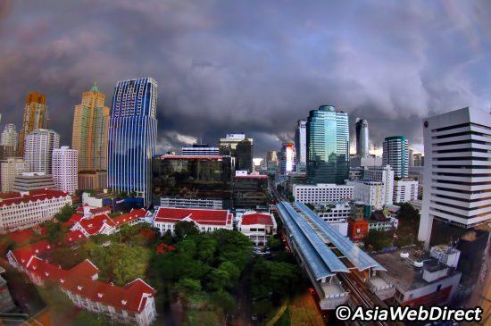 Bangkok Weather in July