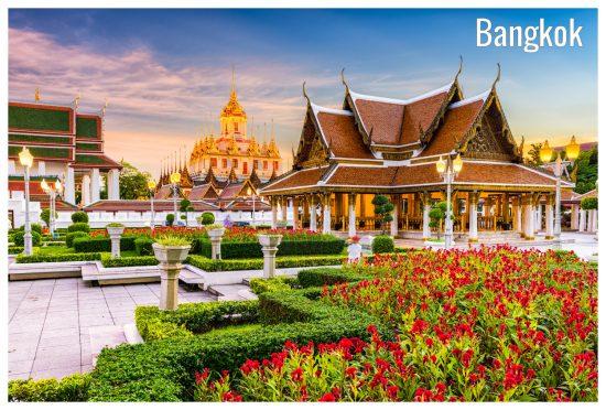 Bangkok Weather in November