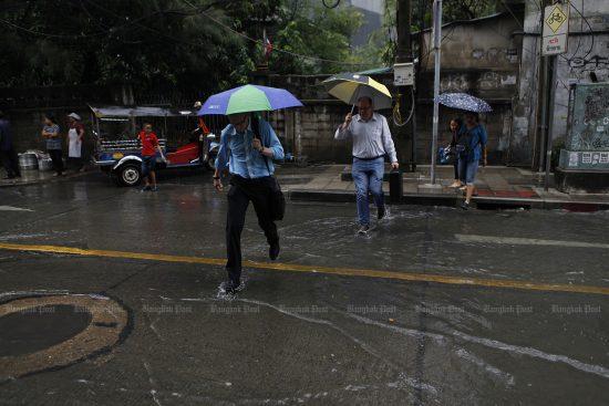 Bangkok Weather in October