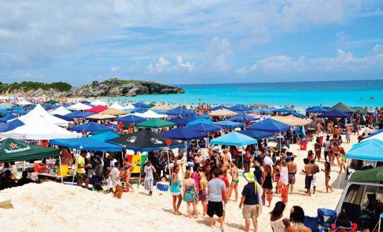 Bermuda Weather in July