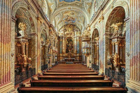 Concerts in St. Anne's Church