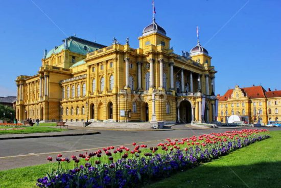 Croatia History Facts Architecture and Buildings