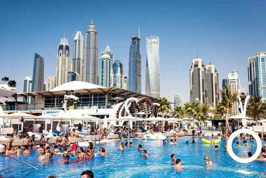 Dubai in August