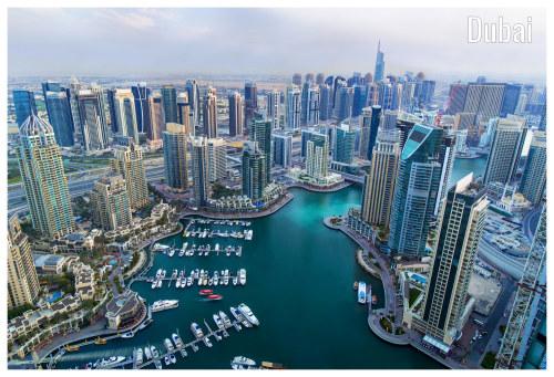Dubai in February