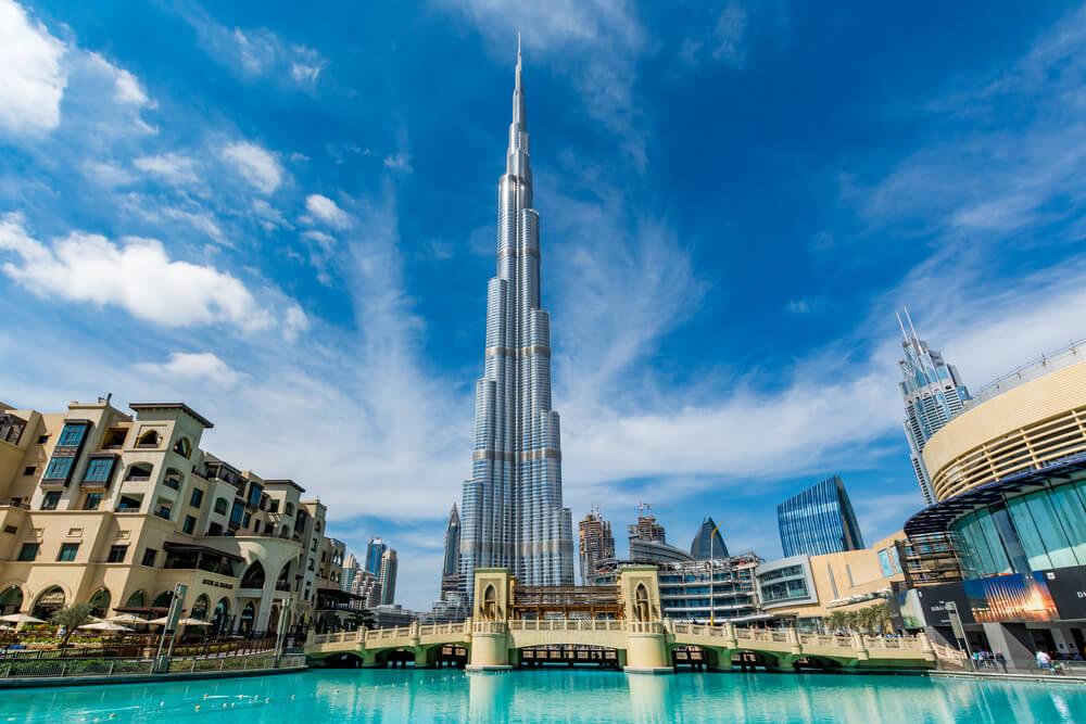 Dubai in January