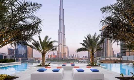 Dubai in July