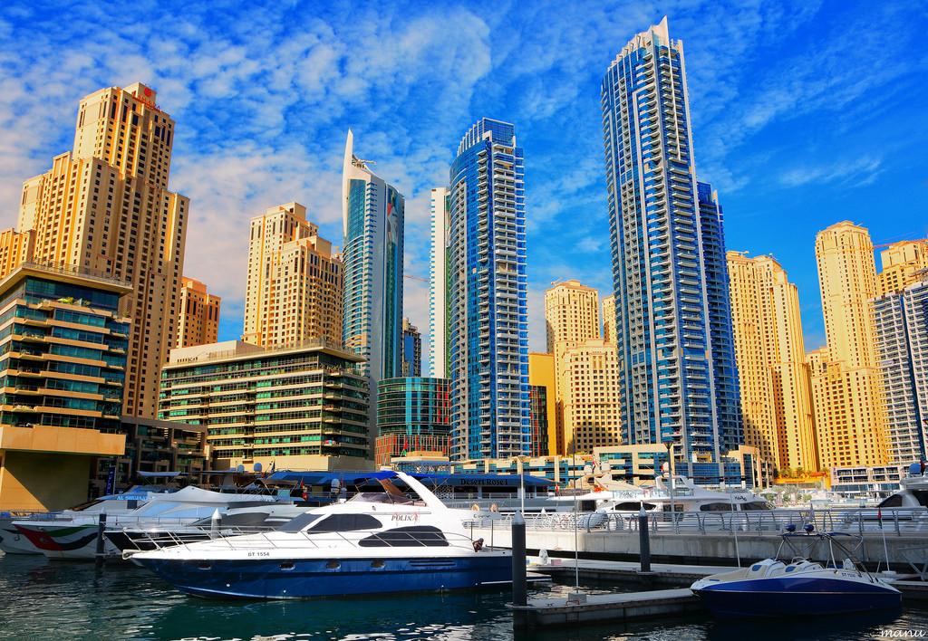 Dubai in March